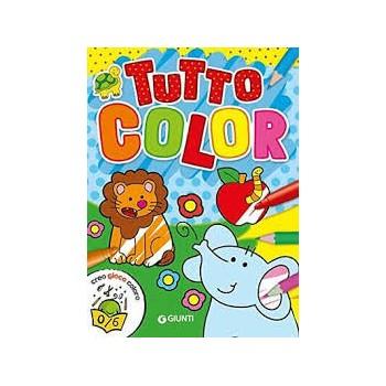 Maxialbum da colorare - tuttocolor