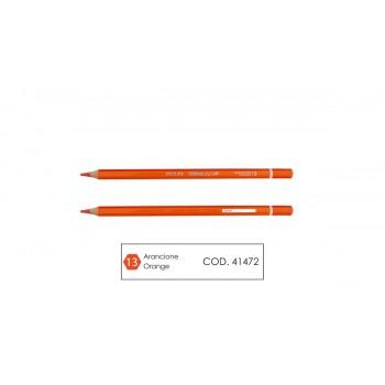 Pastello mina 4.0 colore arancio fluo 42
