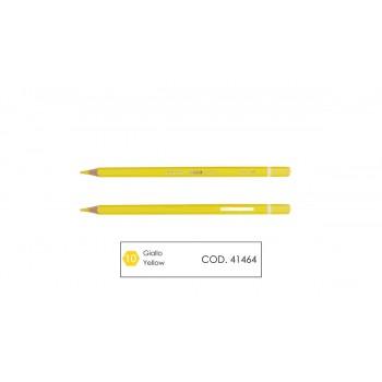 Pastello mina 4.0 colore giallo 10