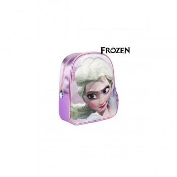 Zaino per bambini 3d frozen lilla