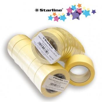 Rotolo nastro adesivo in carta gommata 19mm x 50mt