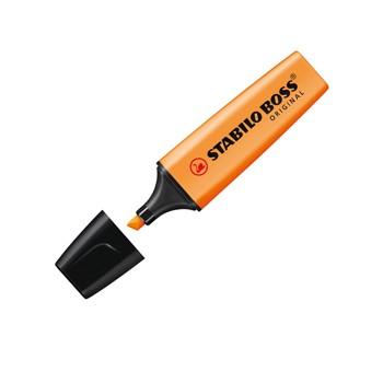 Evidenziatore Stabilo Boss arancio 70/54