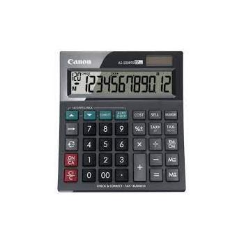 Calcolatrice da tavolo Canon AS-220RTS