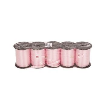Rocca nastro splendene 10mmx250mt rosa 56 bolis