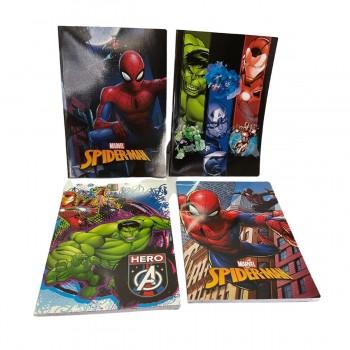 Maxi Quaderno A4 Marvel 1 cm