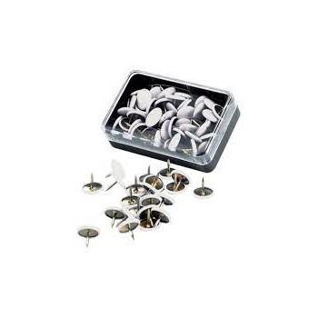 Puntine Inflex - bianco - conf. 50 pezzi