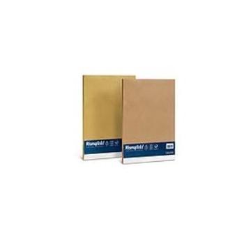 Carta risma field riciclata A4 90gr 100fg giallo