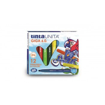 Pennarelli Tinta Unita...