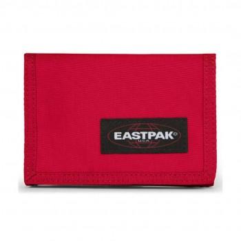 Eastpak portafoglio unisex rosso eastpack ragazzo/a cordura con zip portaspicci