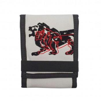 Lonsdale london portafoglio in tessuto in tre colori